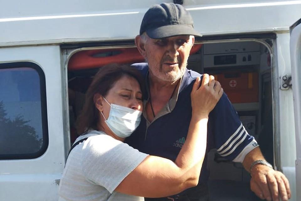 Волонтеры узнали, что пенсионер нашелся, в восемь часов утра 17 июля.