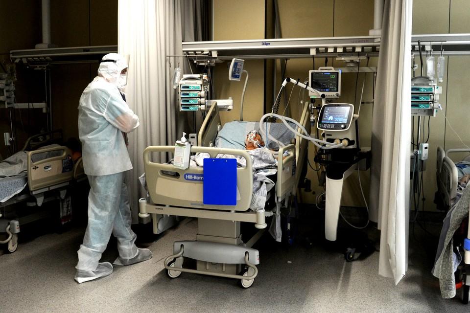 Количество заразившихся за сутки коронавирусом в Томской области остается на высоком уровне