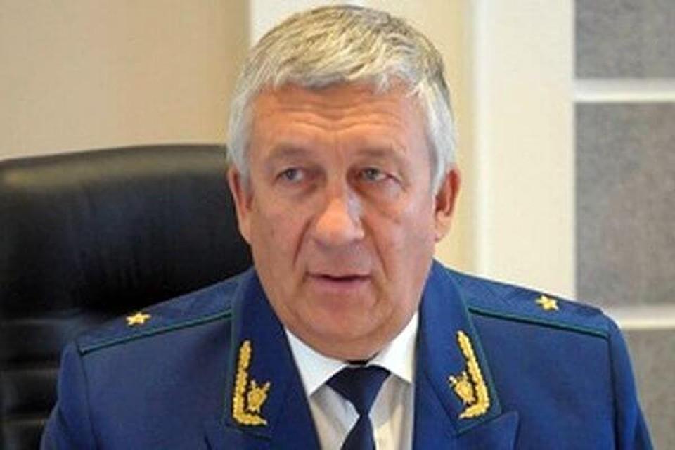 Виталий Горсткин умер в Самаре