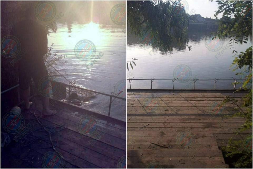 19-летний парень утонул в 8-9 метрах от берега (Фото: МВД Приднестровья).