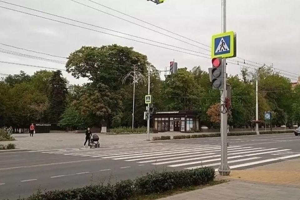 Работу четырех светофоров должны восстановить в ближайшие часы Фото: сайт администрации Ростова