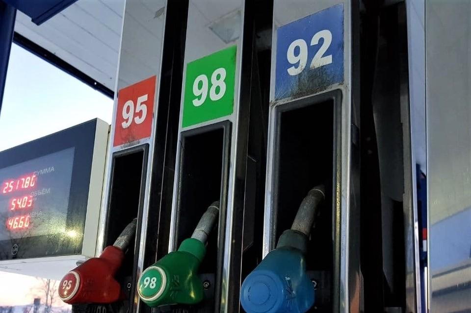В Южно-Сахалинске зафиксировали резкий скачок цен на топливо