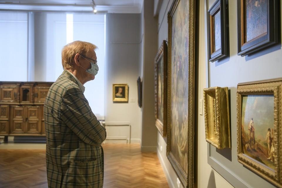 Следующая выставка, посвященная портретной живописи в России XVIII-XX веков, откроется в Эрмитаж-Урал весной 2022 года
