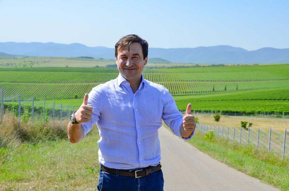 Дмитрий Гусев побывал в Анапе и сообщил, что будет добиваться введения сиесты в регионе