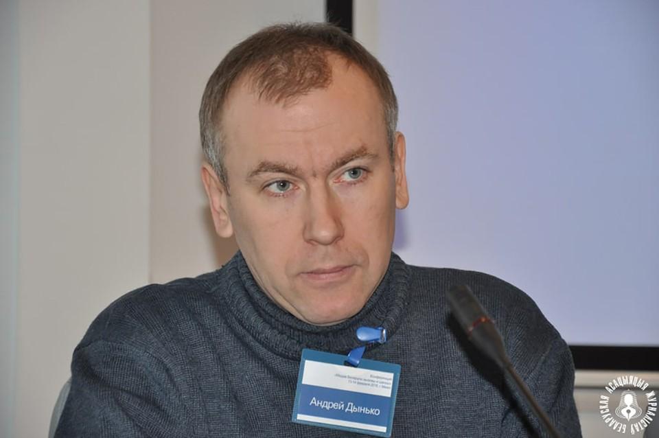 Андрею Дынько грозит до пяти лет лишения свободы. Фото: BajBy