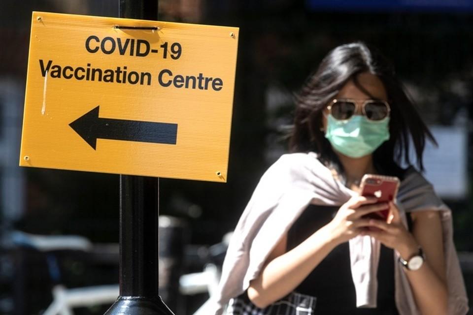 Число заразившихся коронавирусом в мире с начала пандемии превысило 190 миллионов