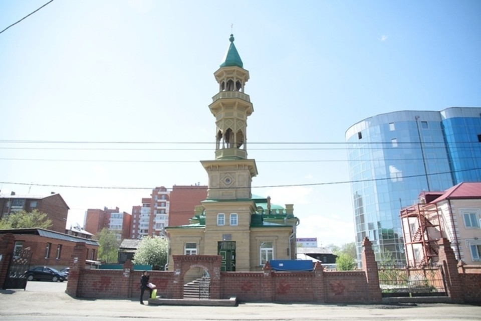 В Курбан-байрам иркутские мусульмане молятся об избавлении от пандемии коронавируса