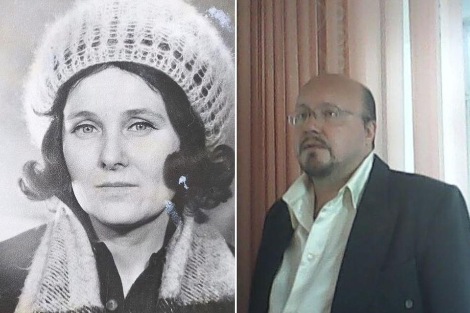 Новосибирец почти 30 лет назад убил сторожа института культуры на Алтае. Фото: семейный архив Шалгановых/соцсети
