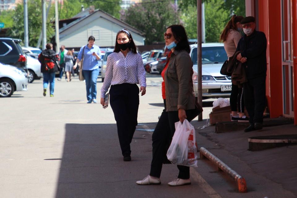 Коронавирус в Иркутске, последние новости на 20 июля: началось постепенное снятие ограничений