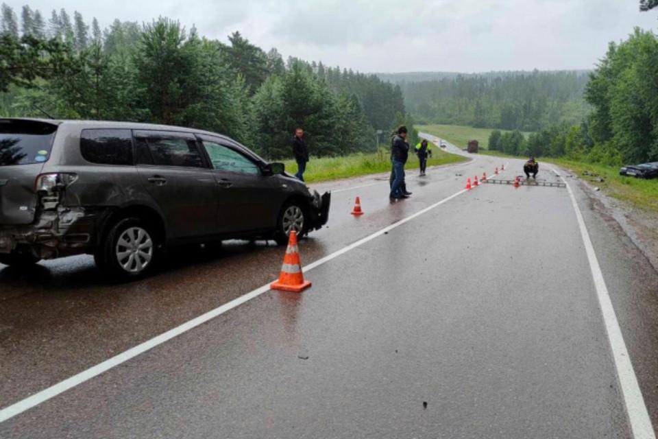 Взят под стражу виновник смертельного ДТП на трассе Иркутск-Оса-Усть-Уда