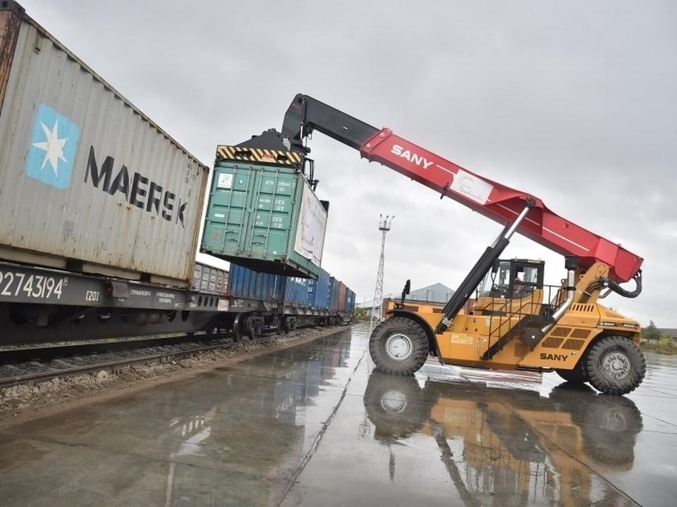 Оборот терминала превысит 200 тысяч кг грузов в год.