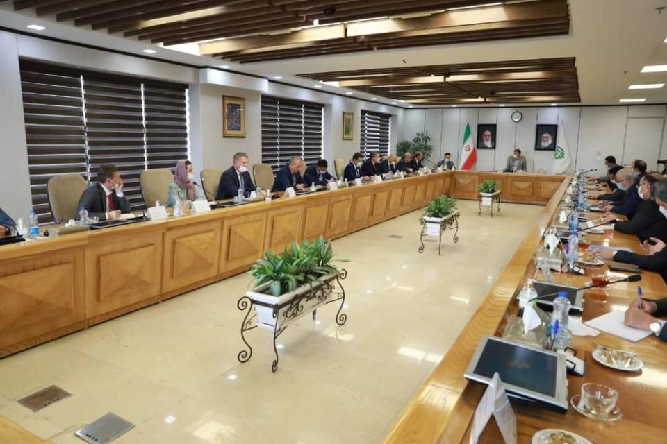 Астраханская область и Иран выстраивают долгосрочные партнёрские отношения