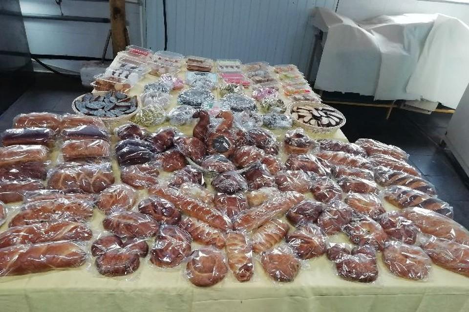 Продукция П.О. «Пошехоньехлеб» - вкусная и аппетитная. Фото из архива Пошехонского РАЙПО