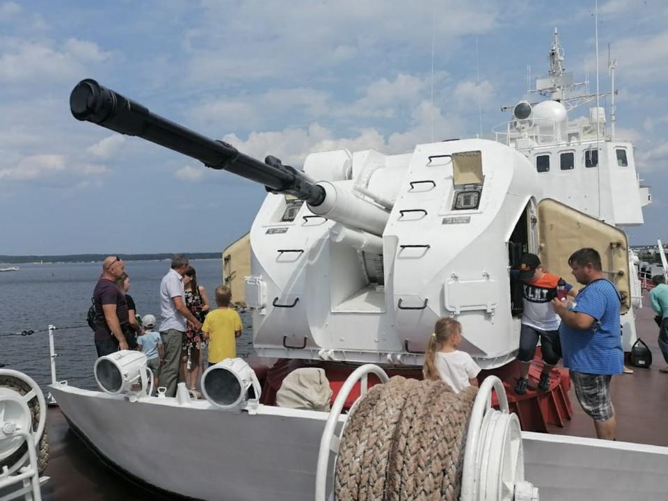 Экскурсии на корабле будут проходить в будние дни. Фото: Министерство экономического развития и имущественных отношений Чувашской Республики.