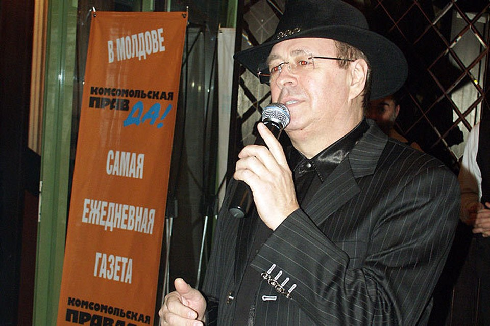 "Ион Суручану - друг молдавской ""Комсомолки""."