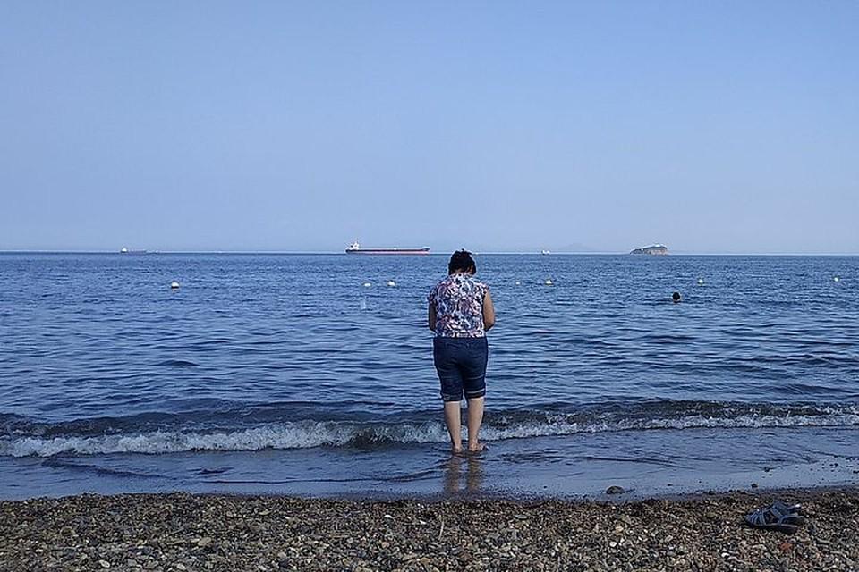 Находка на пляже озадачила горожанку.