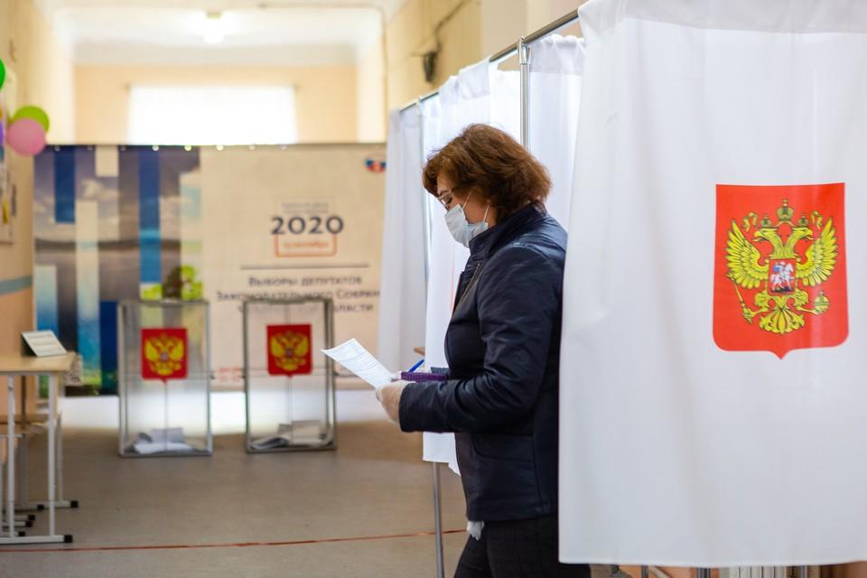Прием избирательной комиссией Сахалинской области документов кандидатов, выдвинутых политическими партиями, продлится до 24 часов 23 июля