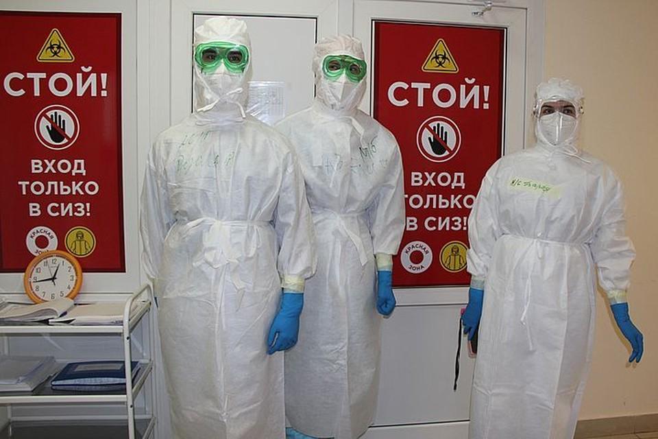 В Приморье растет число умерших от коронавируса.