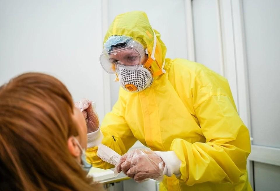 В Пермском крае коронавирусная инфекция за сутки подтвердилась у 405 жителей в 30 территориях региона.