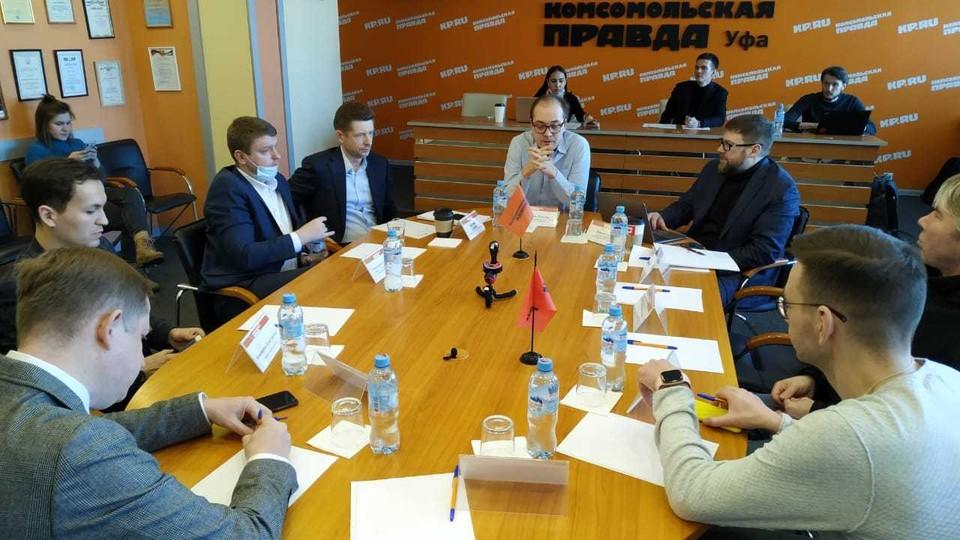 В Уфе состоится вторая встреча рабочей группы по «Кошкиному парку»