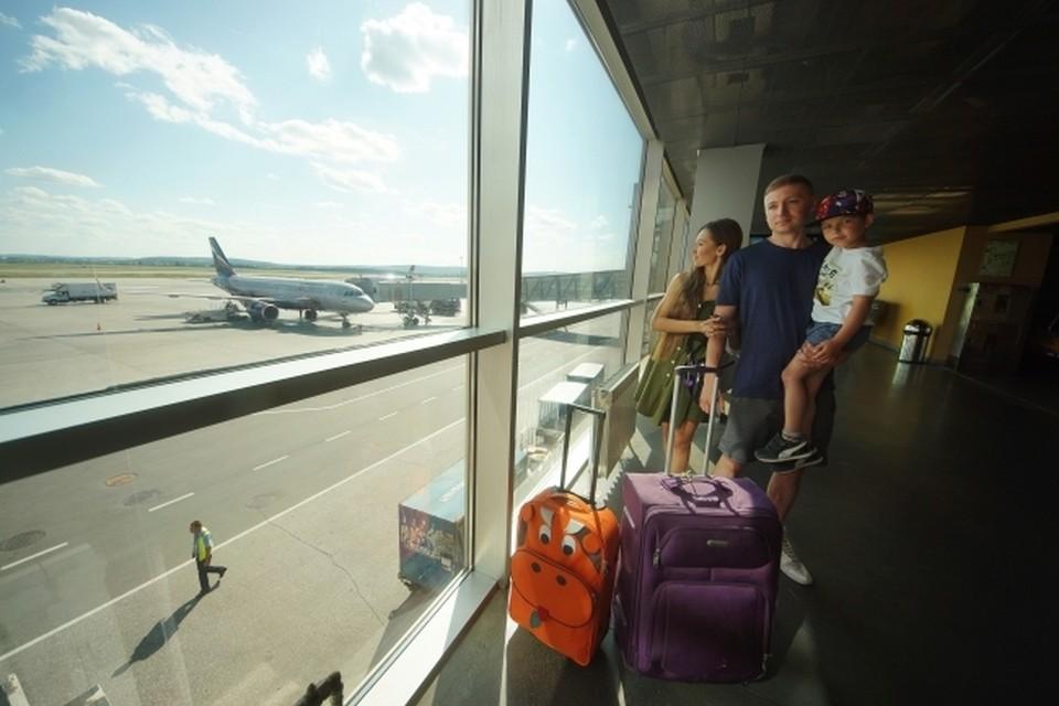 Льготу на авиаперелеты получат сахалинцы с детьми