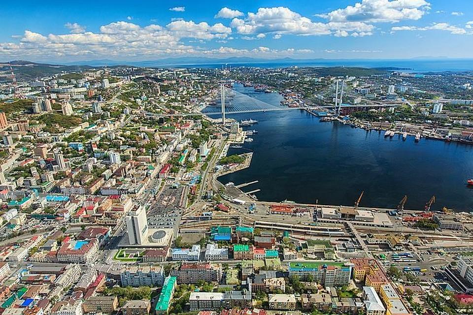 Во Владивостоке разработают стратегию пространственного развития до 2050 года.