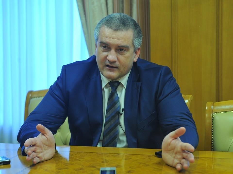 Сергей Аксенов посетовал на безответственность большого числа граждан. Фото: архив «КП»-Севастополь»