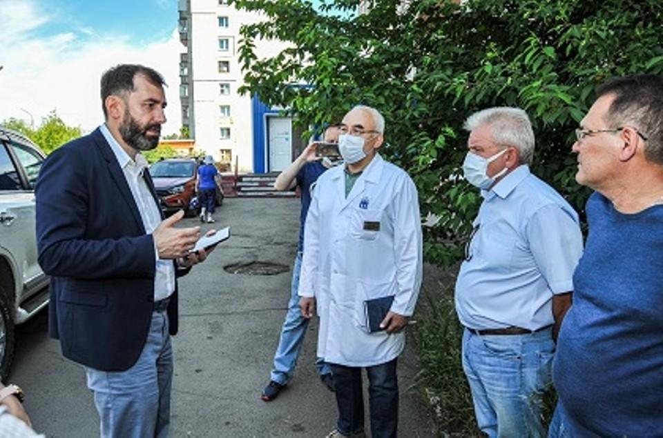 Депутаты ЗС в Братске.