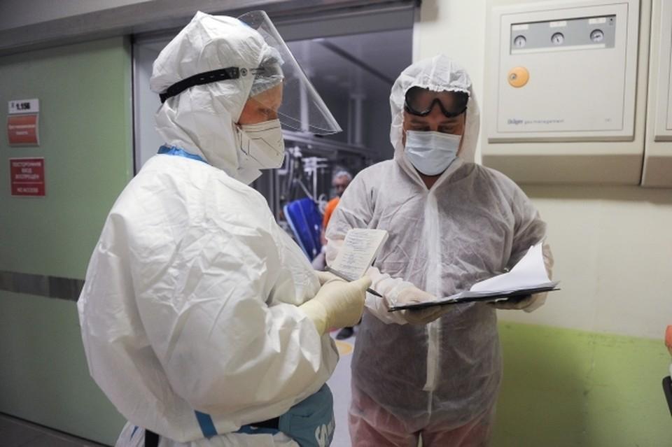 В Ростовской области коронавирусом заразились еще 348 человек