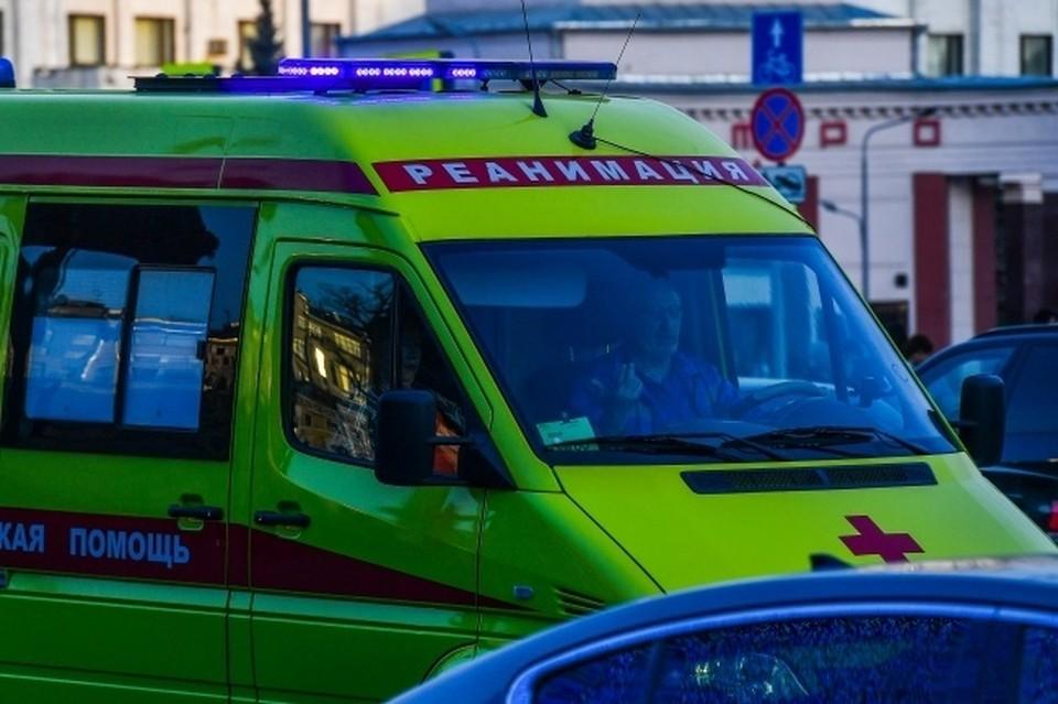 В Новосибирской области мужчина упал с велосипеда и попал в реанимацию.
