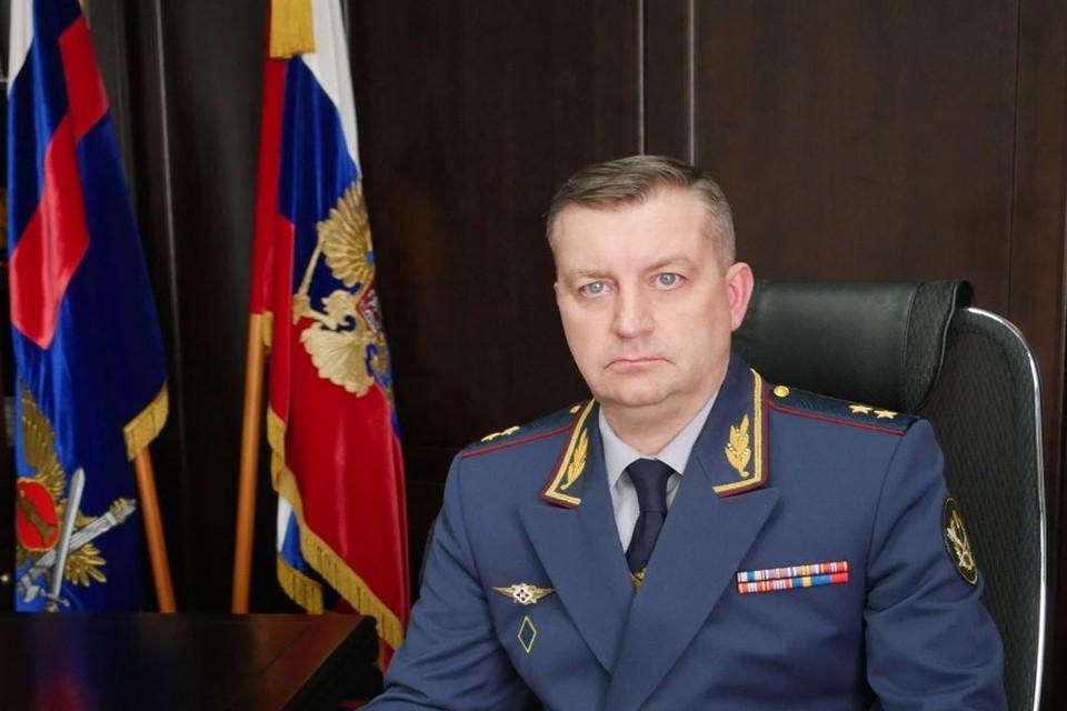 Начальника ГУФСИН по Новосибирской области перевели в Красноярск. Фото: 24.fsin.gov.ru