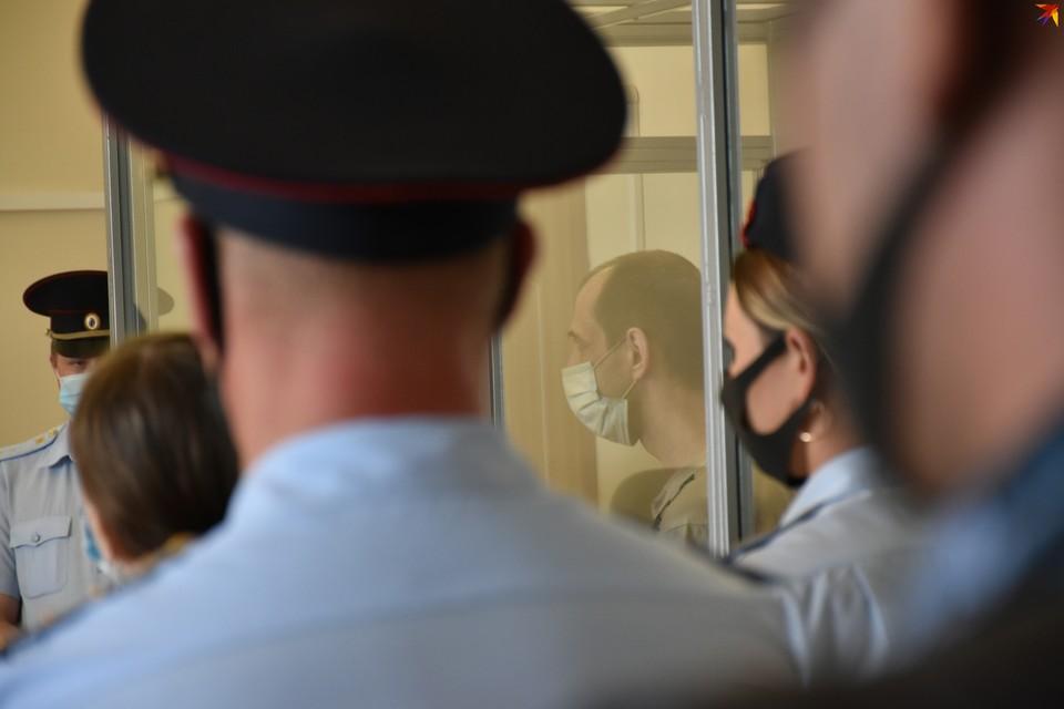 Игорь Дворников уверяет, что убивала девочку его супруга
