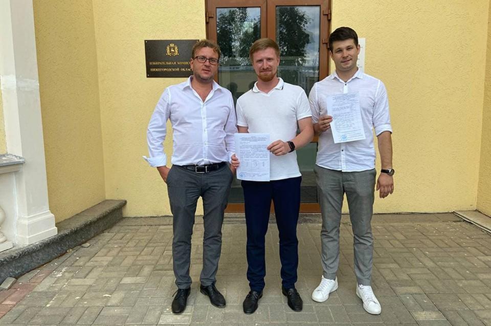 Свыше 13,5 тысяч подписей передала партия «Новые люди» в избирком Нижегородской области.