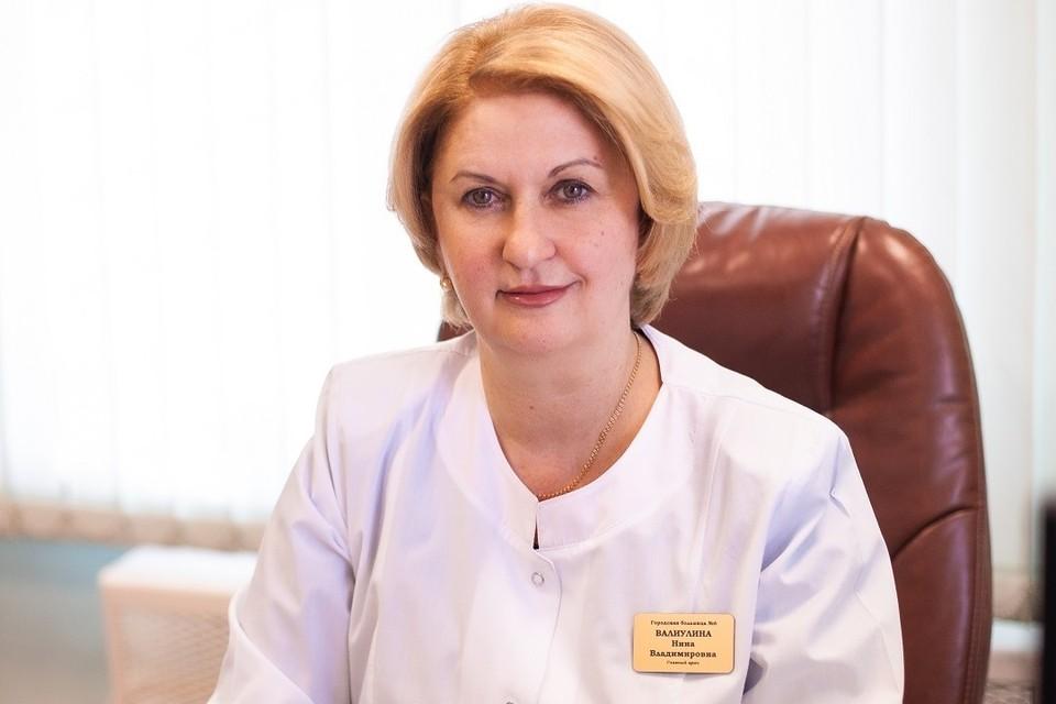 «Ответьте, доктор!»: задайте вопрос о восстановлении после COVID-19 главврачу иркутской городской больницы №6 Нине Валиулиной. Фото: Анны САКАЗОВОЙ