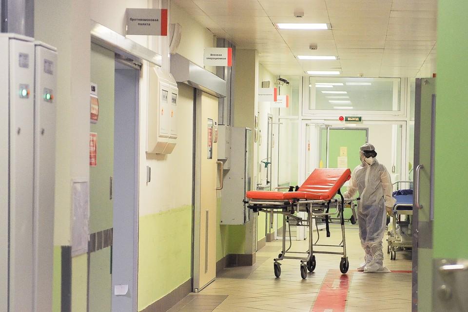 Сейчас в больницах лечат 3134 пациента