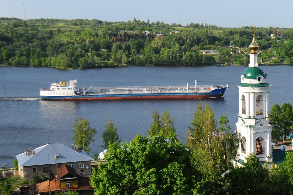 Сейчас на речные перевозки в России приходится примерно 3% рынка транспортировки грузов.