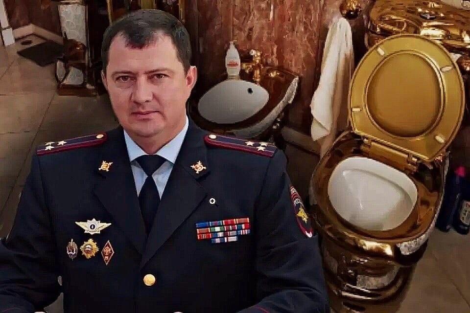 Начальник Госавтоинспекции Ставропольского края решением суда будет 2 месяца находиться под арестом
