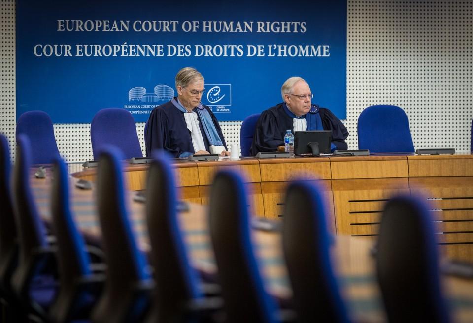 В ЕСПЧ направлена жалоба в связи с тем, что Киев систематически грубо нарушает права человека.