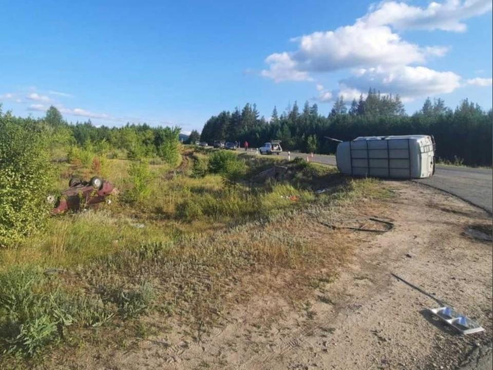 Двое погибли, трое пострадали. Фото: ГУ МВД по Самарской области