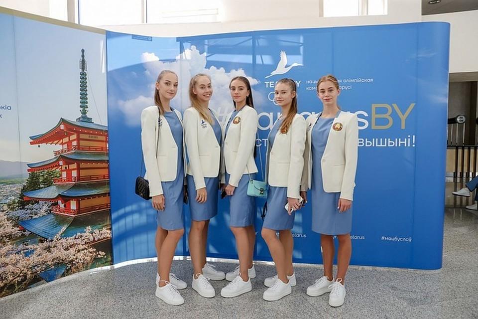На предстоящей Олимпиаде Беларусь представят 108 спортсменов. Фото: Пресс-служба НОК Беларуси