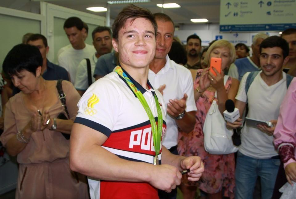 Донской спортсмен занимает первую строчку квалификационного рейтинга