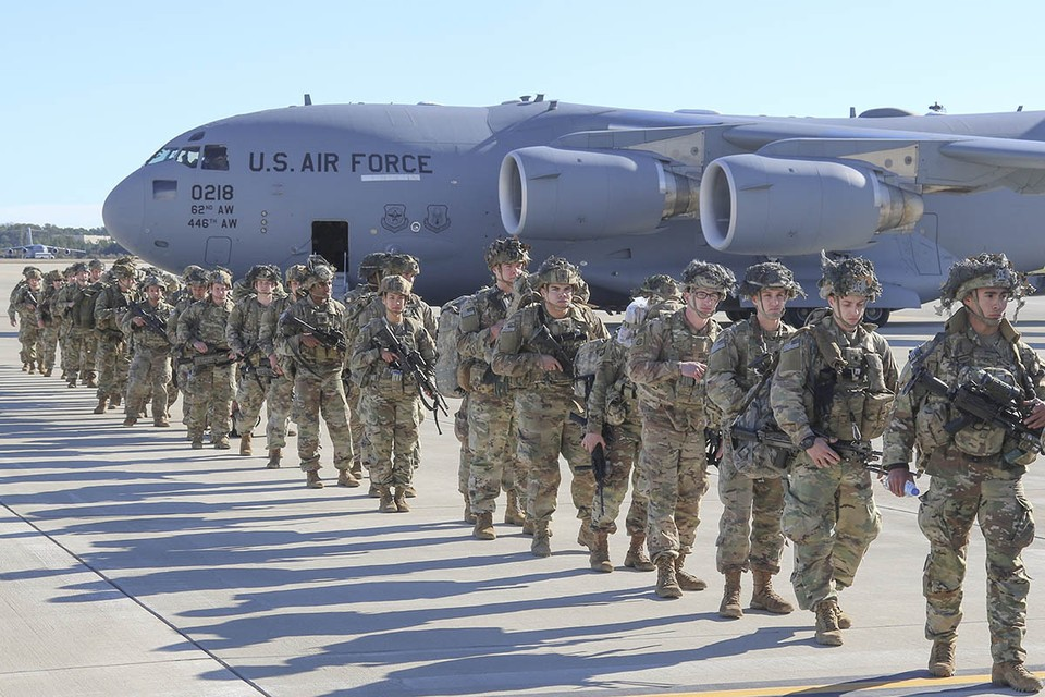 США вслед за Афганистаном уходят из Ирака