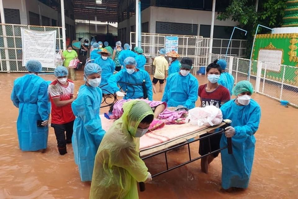 Сейчас регион и без того переживает самую суровую вспышку ковида с начала пандемии.