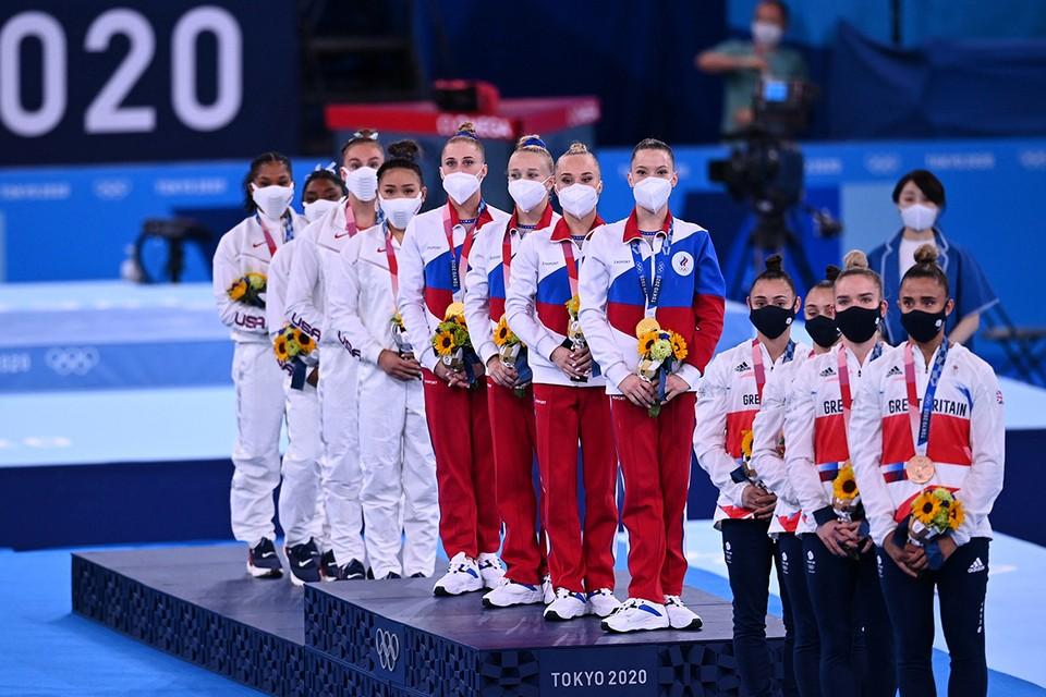Западные издания раздражает, что российские спортсмены занимают на Олимпиаде 2020 в Токио призовые места.