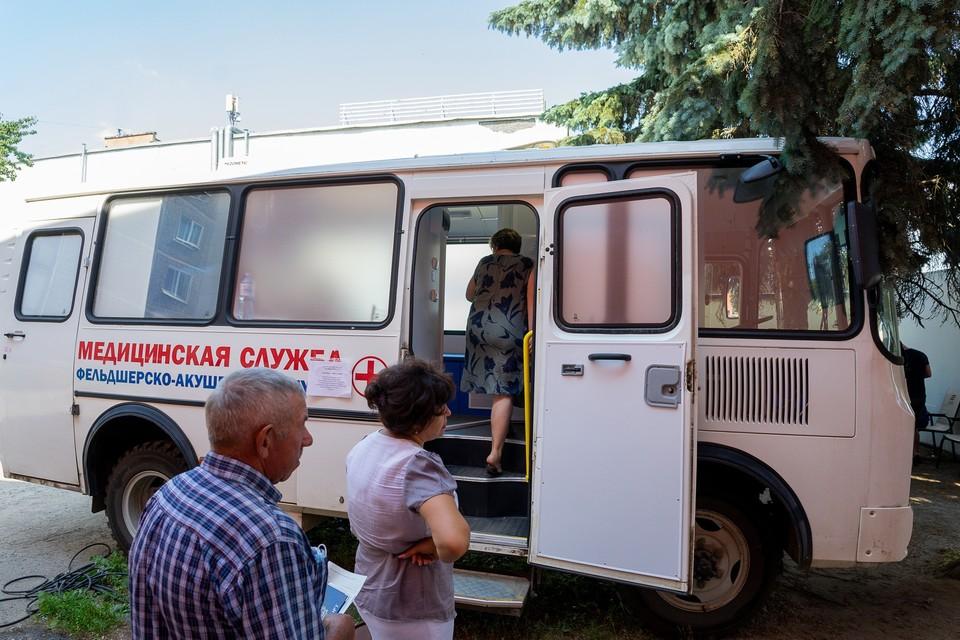 Администрация Орла огласила режим работы пунктов вакцинации на новую неделю