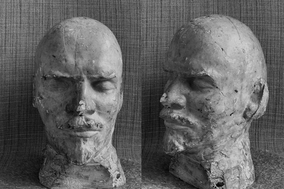 Сколько заплатил за маску, сибиряк не говорит. Фото: личный архив.