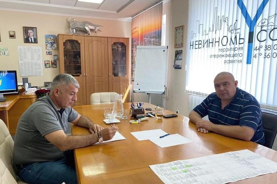 Фото: пресс-служба администрации Невинномысска