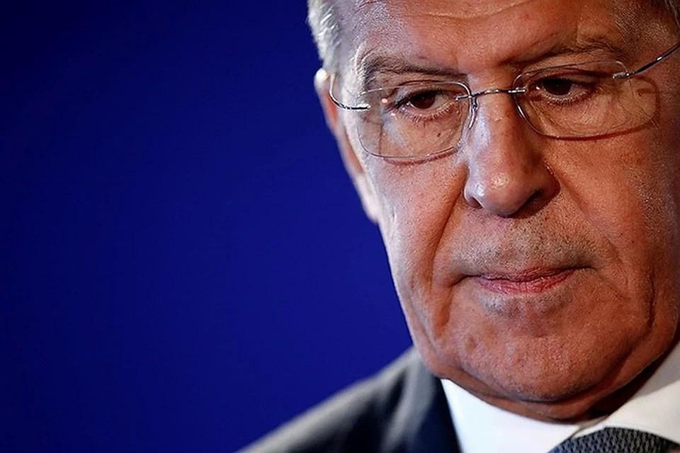 Лавров назвал шабашем планируемый Киевом форум «Крымской платформы»