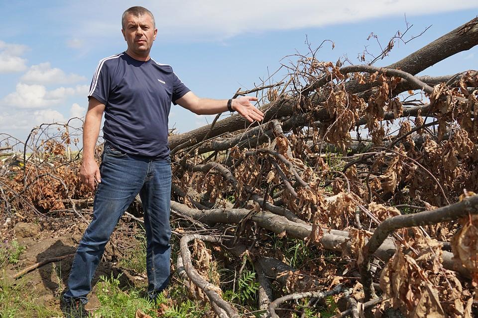 Жителю Мордовии грозит 7 лет тюрьмы за то, что по просьбе деревенских жителей расчистил дорогу
