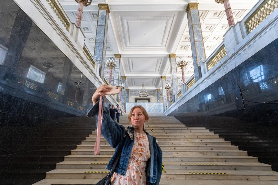 Предстоящая реставрация не повлияет на работу самой библиотеки